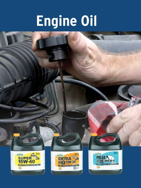Engine Oil - UFA.com