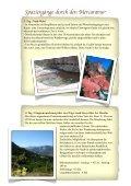 Spaziergänge durch den Mercantour Spaziergänge durch den ... - Seite 5