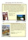Spaziergänge durch den Mercantour Spaziergänge durch den ... - Seite 6