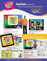 MyPlate - Learning Zone Express