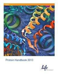 Protein Handbook 2013