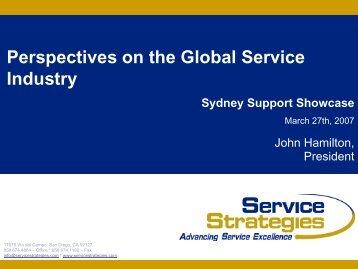 Enterprise Support - Service Strategies