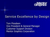 Service Excellence by Design - Service Strategies