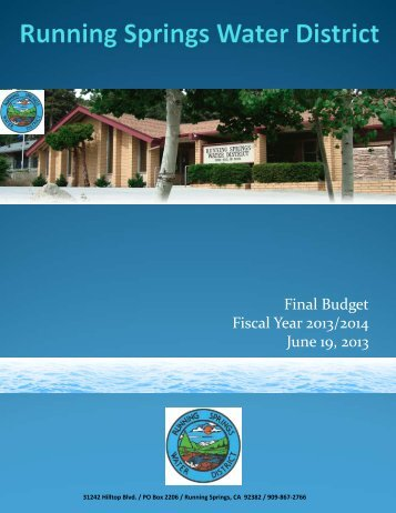 to view the Final Fiscal Year 2013/2014 Budget - Description ...
