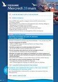 programme - Rencontres Nationales Activités portuaires et ... - Page 4
