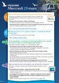programme - Rencontres Nationales Activités portuaires et ... - Page 6