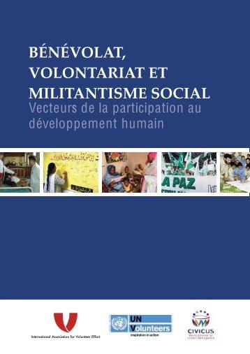 Téléchargez la publication [pdf] - World Volunteer Web