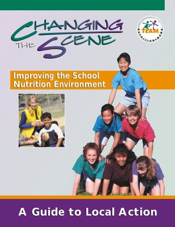 GUIDE LAYOUT - Food and Nutrition Service - US Department of ...