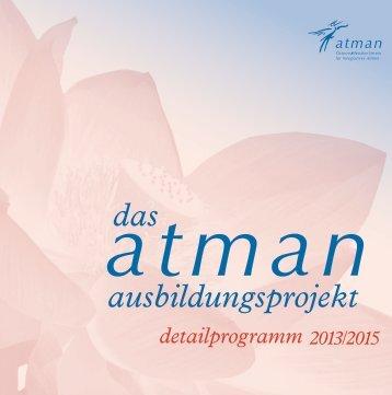 Download Atman Ausbildungsprojekt 2013/2015 als pdf