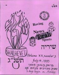 1993 Issue 3.pdf - Camp Morasha