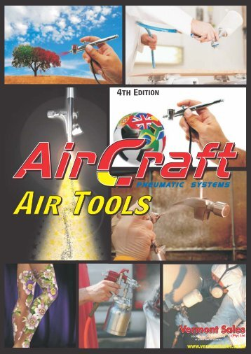 Air Craft Catalogue 3rd Edition Pg 1 - 13 - Vermont Sales
