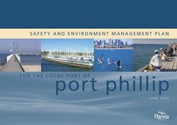 Port Phillip SEMP (Part 1) - Parks Victoria