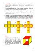 Bewegungsspiel mit Würfeln - Uhu - Seite 2