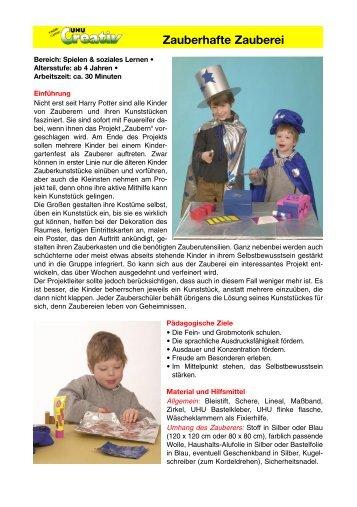 Werk-Anleitung als PDF laden - Uhu
