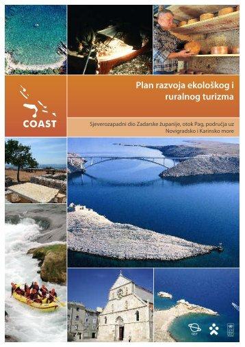 Plan razvoja ekološkog i ruralnog turizma - UNDP Croatia