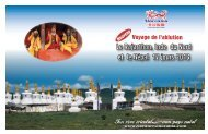 + Népal 17 Jours - Vacances Sinorama