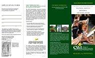 Walter B. Grove II Memorial Art Scholarship Application - College of ...