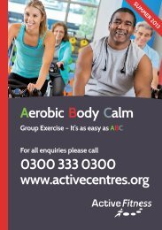 Download file - Active Centre