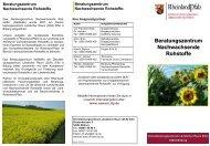 Flyer_NaWaRo_ 130701.pdf - DLR Eifel - in Rheinland-Pfalz