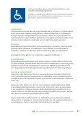 vammaisten ja liikuntarajoitteisten matkustamiseen rautateillä - VR - Page 5