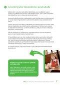 vammaisten ja liikuntarajoitteisten matkustamiseen rautateillä - VR - Page 7
