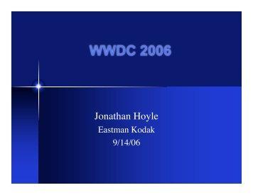 PDF Version (2.4 MB) - Jonhoyle.com