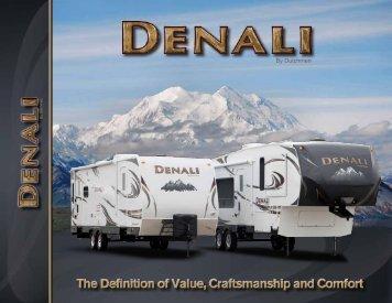 2012 Dutchmen Denali Brochure 1 - Dutchmen RV