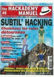SUÎETIL' - HZV / Hackerzvoice / The Hackademy