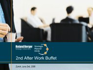 Presentation is available for download. (PDF, 2013 ... - Roland Berger