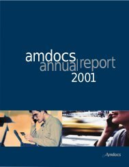 Pages 1-16 - Amdocs