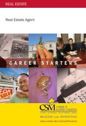 Download the printable version of this Career Starters program