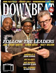 Downloads - Downbeat