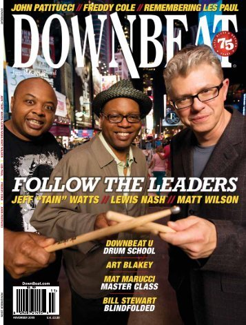 Downloads - Downbeat