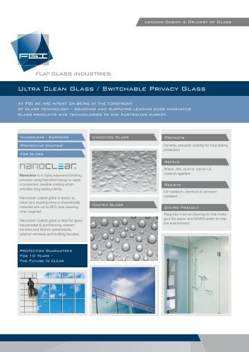 Download - Flat Glass Industries Pty Ltd