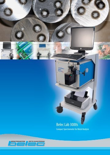 Belec Lab 3000s - Epsilon NDT