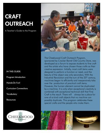 Craft Outreach