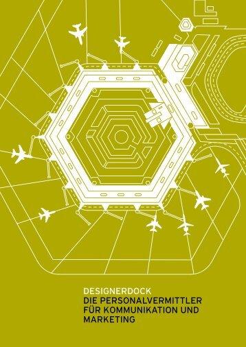 DesignerDock Die Personalvermittler für - Agenturdienstleister