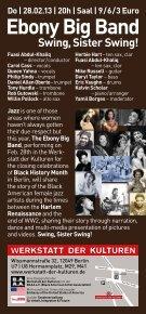 Black History Month - Werkstatt der Kulturen - Page 2