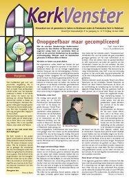 KV 17 19-05-2006.pdf - Kerkvenster