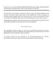 GRSitzung 25. März 2010 - FPÖ