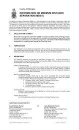 farm data sheet - County of Wellington