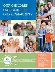 2010 Annual Report - Brevard Family Partnership