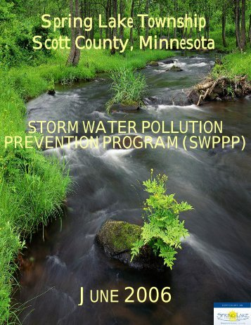 2006 Storm Water Pollution Prevention Program (SWPPP)
