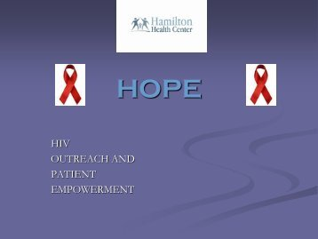 HOPE - Pennsylvania Association of Community Health Centers