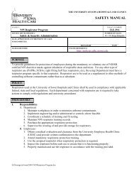 N95 Respirator Program - University of Iowa