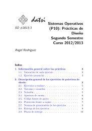 (P10): Prácticas de Diseño Segundo Semestre Curso 2012/2013
