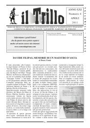 Trillo 04 2011.indd - Comunità degli Italiani di Pirano