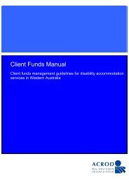 Client Funds Manual - IDEASWA