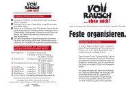 download PDF - Vollrausch ohne mich