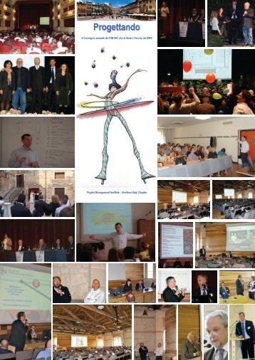 Progettando 2012.indd - PMI-NIC